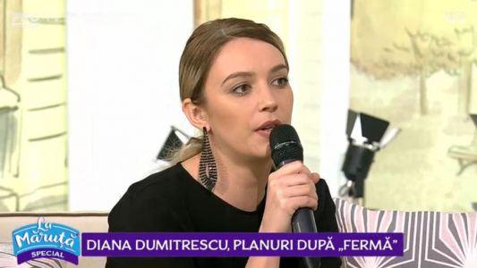 Diana Dumitrescu, scandaluri in ,,Ferma Vedetelor