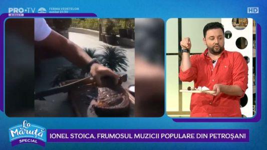 Ionel Stoica, frumosul muzicii populare din Petrosani