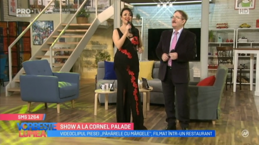 Show a la Cornel Palade
