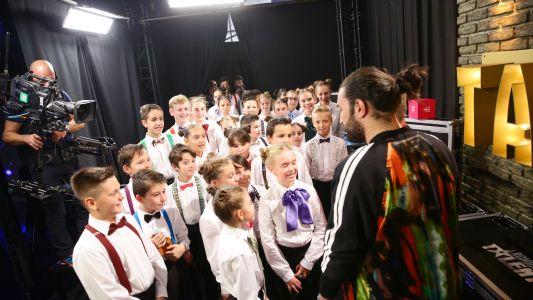 Romanii au talent 2018: Corul de copii Unison - cor