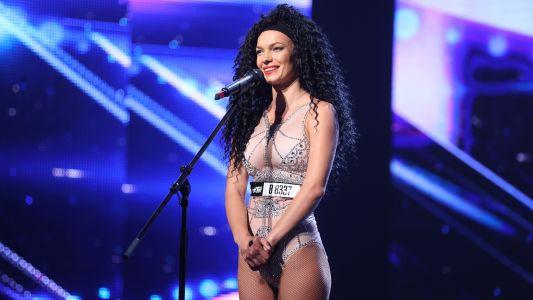 Romanii au talent 2018: Loredana Cristea - Aerial silk