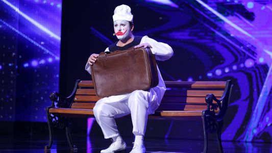 Romanii au talent 2018: Bogdan Olaru - Tenor