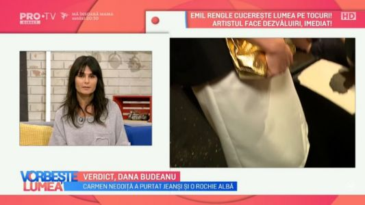 Verdict, Dana Budeanu