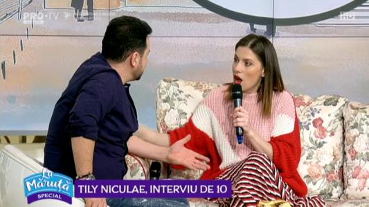 Tily Niculae, interviu de 10