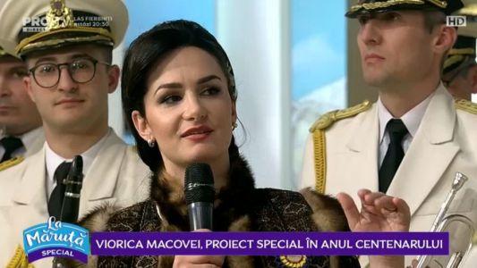 Viorica Macovei, proiect special in anul centenarului