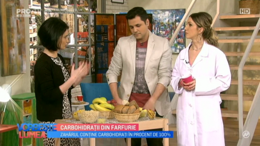Carbohidratii din farfurie
