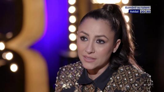 Romanii au talent este astazi, de la 20:30, la PRO TV!  Andra: Este sezonul meu preferat!