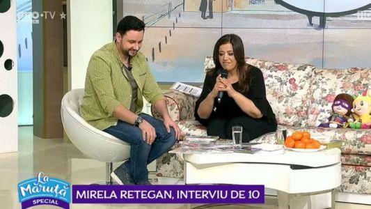 Mirela Retegan, interviu de 10