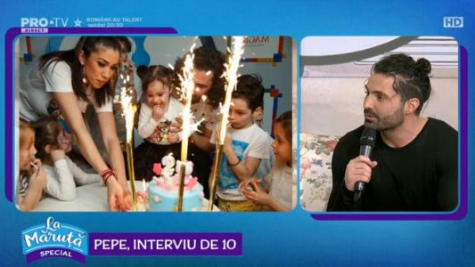Pepe, interviu de 10