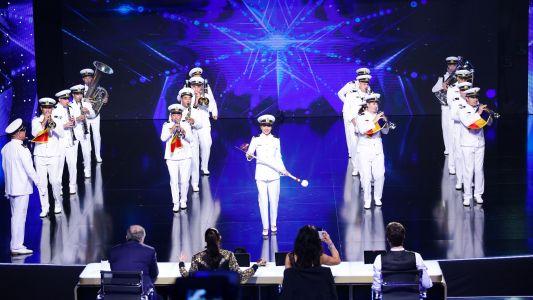 Romanii au talent 2018: Muzica Militara a Fortelor Navale - Fanfara