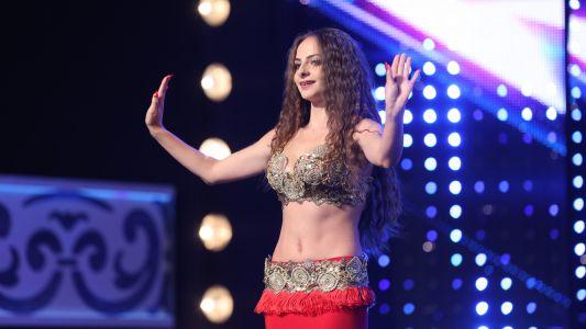 Romanii au talent 2018: Mihaela Popica - Bellydance