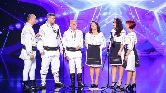Romanii au talent 2018: Arpeggio  Roua - Grup vocal