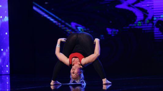 Romanii au talent 2018: Tatiana Rudcovscaia - Yoga