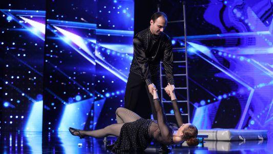 Romanii au talent 2018: Duo Badea - Acrobatii