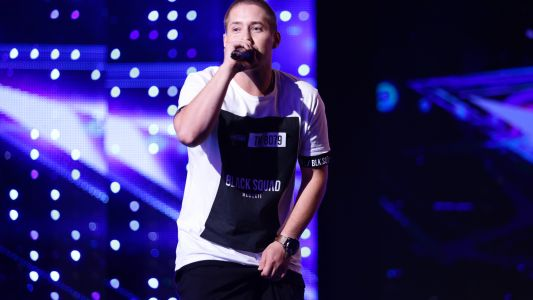 Romanii au talent 2018: Rapp'aga - Moment de rap