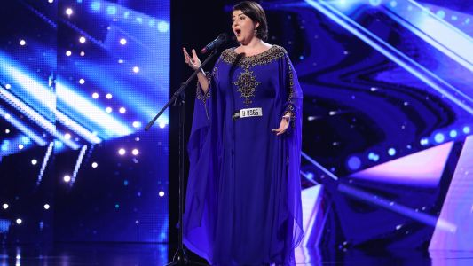 "Romanii au talent 2018: Gabriela Bancila - Interpreteaza ""O Mio Babbino Caro"""