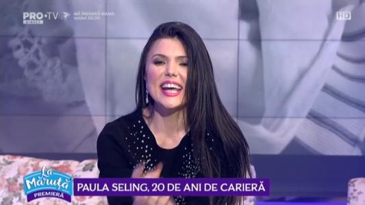 Paula Seling, 20 de ani de cariera