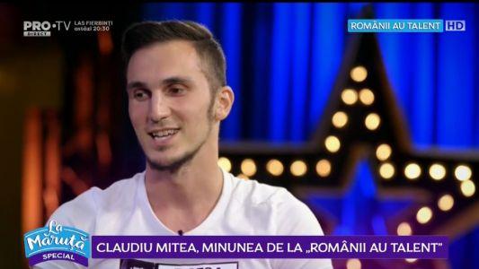Claudiu Mitea, minunea de la Romanii au talent