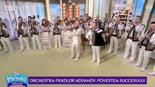 Orchestra fratilor Advahov, povestea succesului