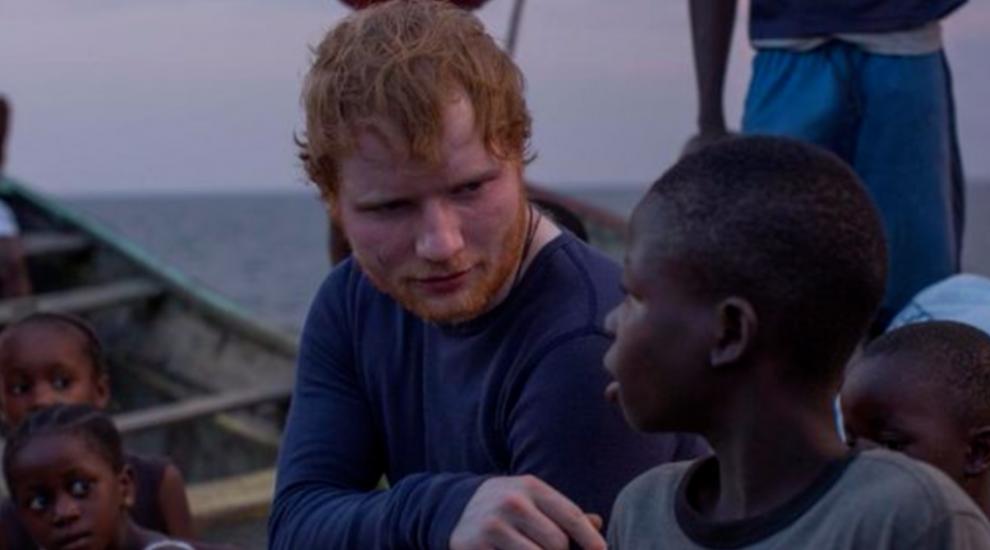 Ce s-a intamplat cu baietii din Africa pe care Ed Sheeran i-a salvat