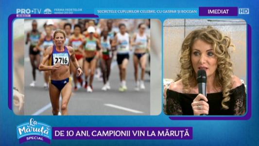 Constantina Dita, 10 ani de la aurul olimpic