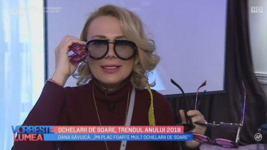 Ochelarii de soare, trendul anului 2018