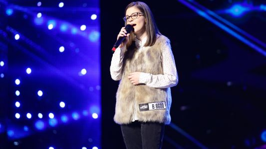 Romanii au talent 2018: Anca Moiseanu - Solist vocal
