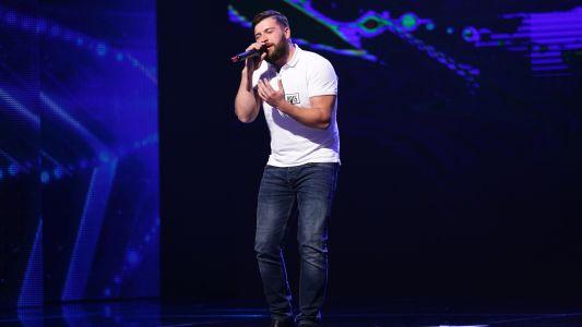 Romanii au talent 2018: Nicolae Jantovanu - Solist vocal