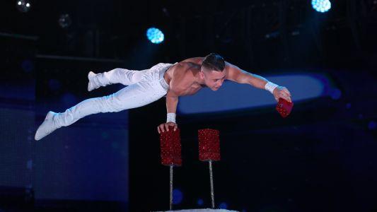 Romanii au talent 2018: Alexander Jr. - Echilibristica la bastoane