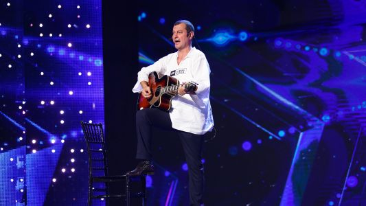 Romanii au talent 2018: Ion Popa - Chitara
