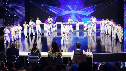 Romanii au talent 2018: C.S. Phoenix Bacau - Moment artistic karate