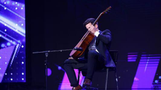 Romanii au talent 2018: Sergiu Hudrea - Chitara clasica