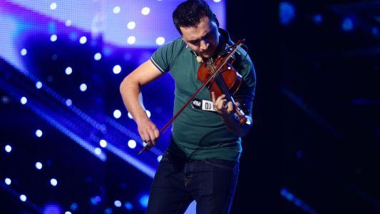 Romanii au talent 2018: Luigi Nicolae - Vioara