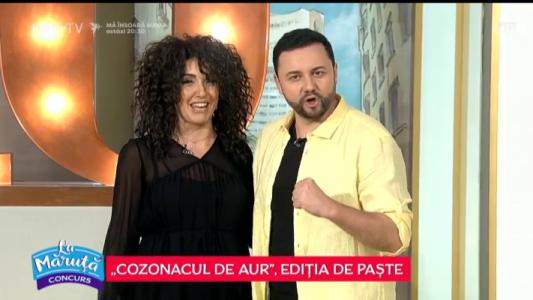 """Cozonacul de aur"", editia de Paste"