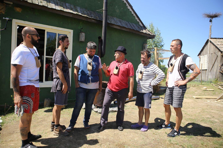 Catalin Neamtu a fost ales fermierul saptamanii la Ferma vedetelor