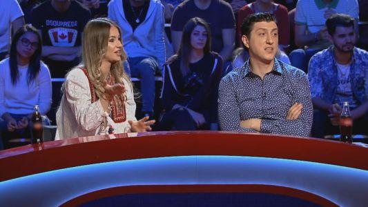 Gratiela si Andrei Duban se iau la tranta cu intrebarile traznite, la Pe Bune?! Daca le vor dovedi aflam miercuri, de la 22:30 la PRO TV