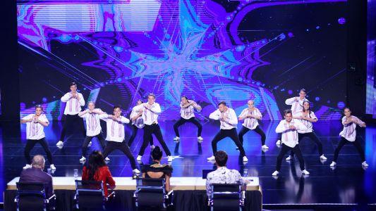 Romanii au talent 2018: Trupa K-boom - Dans folcloric stilizat