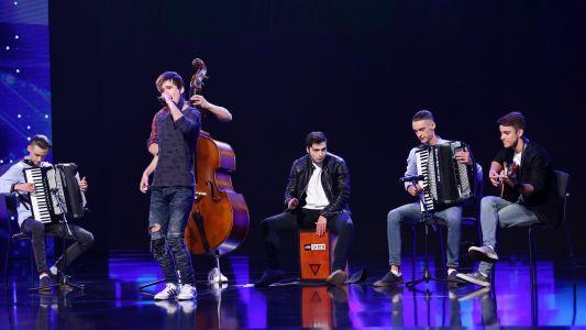 Romanii au talent 2018: 7 Klase - Rock experimental moldovenesc
