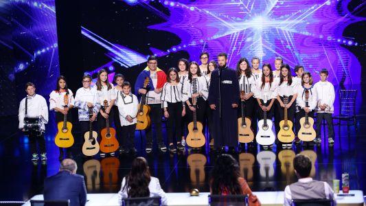 Romanii au talent 2018: Corul Parohiei Iresti: Cor