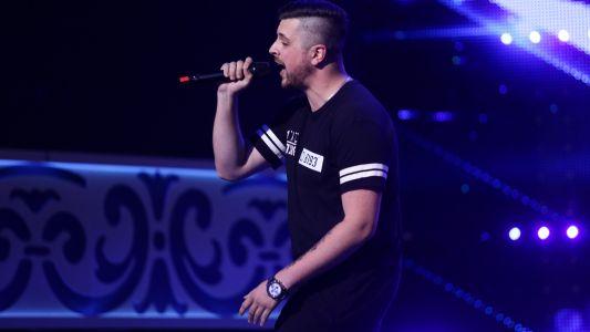 Romanii au talent 2018: Raul Sipos - Solist rap