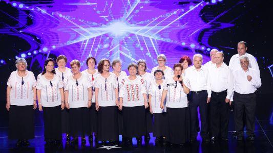 Romanii au talent 2018: Corul Seniorii Omeniei - Cor