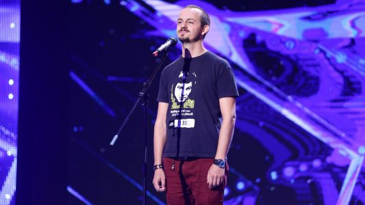 Romanii au talent 2018: Victor Miron - Spoken word poetry