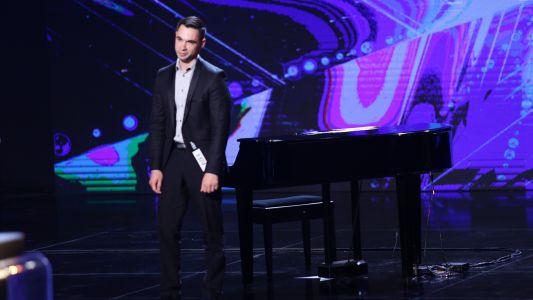 Romanii au talent 2018: Alexandru Covaci - Improvizatie pian