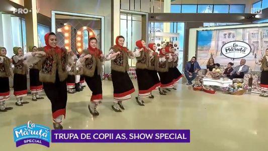 Trupa de copii AS, show special
