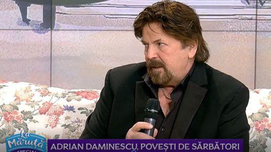 Adrian Daminescu, povesti de Sarbatori