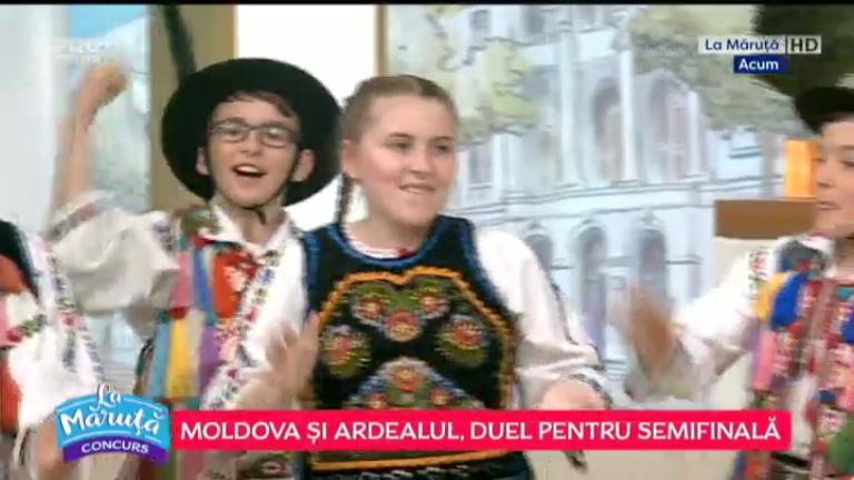 Moldova si Ardealul, duel pentru semifinala