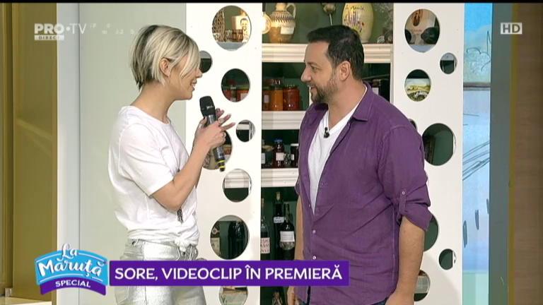Sore, videoclip in premiera