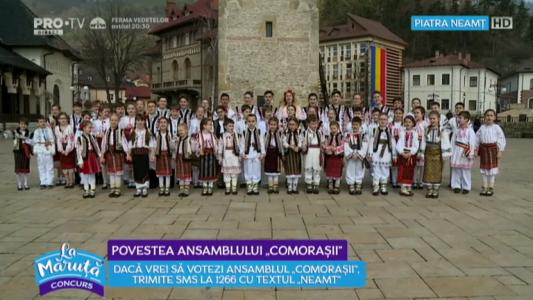 """Povestea Ansamblului """"Comorasii"""""""