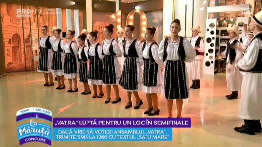 """Vatra"" lupta pentru un loc in Semifinale"
