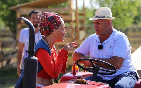 Rona Hartner este fermierul saptamanii la Ferma vedetelor